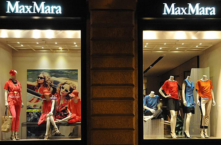 maxmara negozio