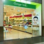 negozio bottega verde