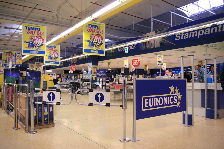 lavoro in euronics