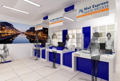 mail express assunzioni
